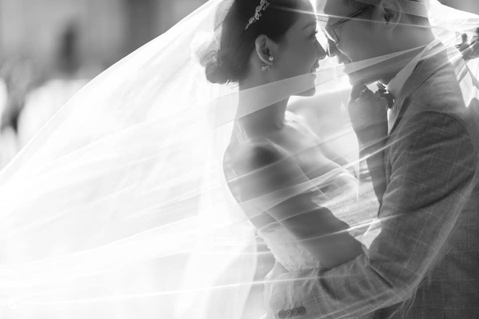 Ảnh cưới của BTV Thu Hà và bạn trai ở Pháp-2