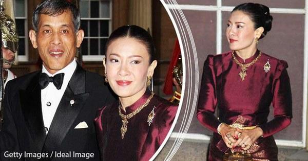 Rò rỉ hình ảnh mới gây sốc về cựu Vương phi Thái Lan sau khi bị phế truất, khiến ai nấy đều xót thương-1