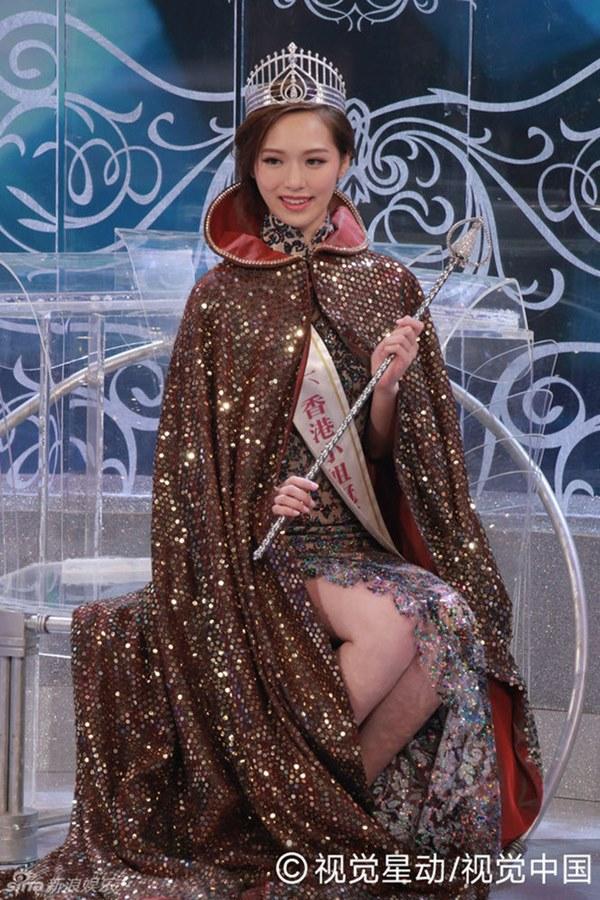 Cảnh ân ái 18+ của Hoa hậu Hồng Kông xuất hiện trong phim TVB: Bạn trai bị sốc, khán giả chỉ trích nặng nề-3