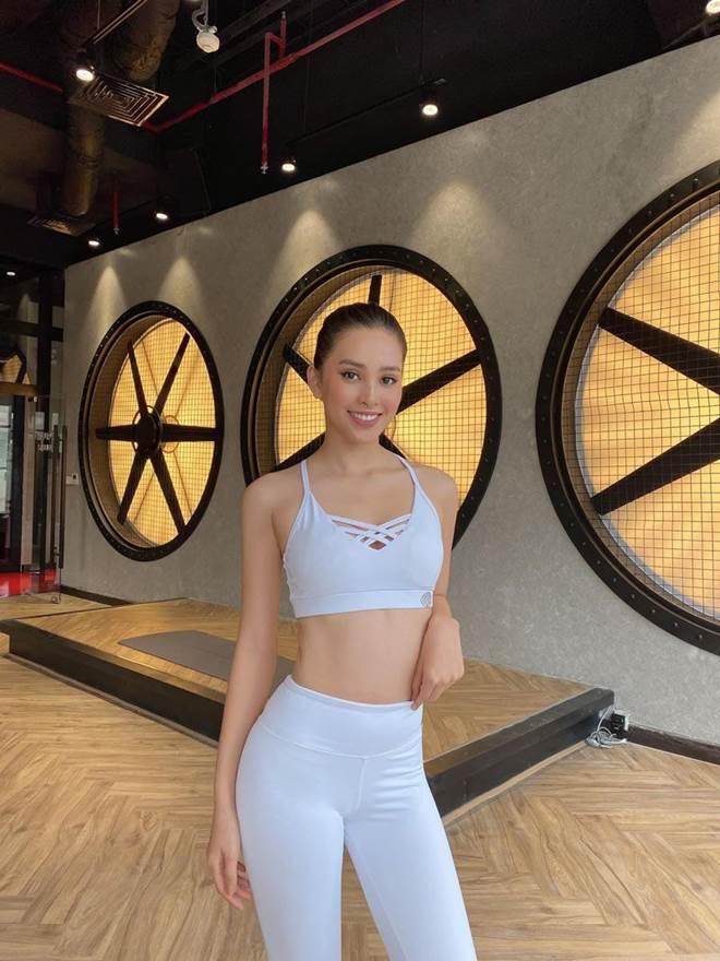 Hoa hậu Tiểu Vy tiết lộ bí quyết ăn thả ga mà vẫn không bị tăng cân-2