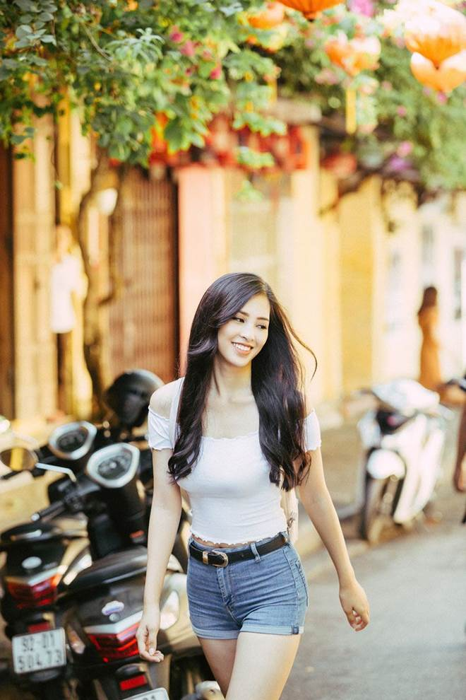 Hoa hậu Tiểu Vy tiết lộ bí quyết ăn thả ga mà vẫn không bị tăng cân-4