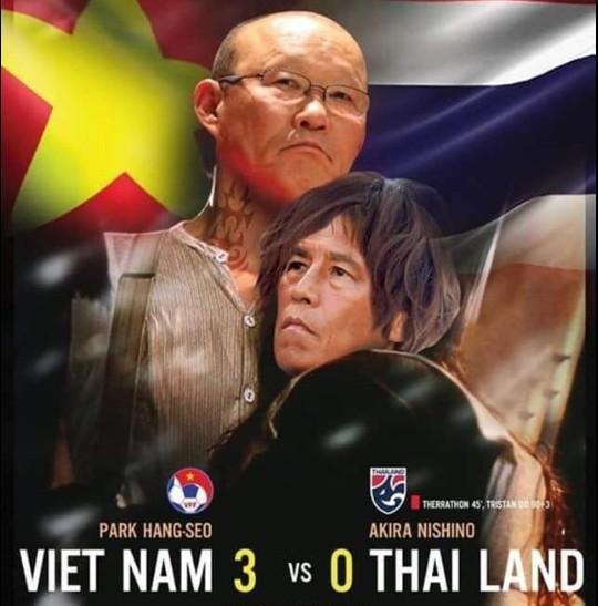 Ngập ảnh chế trận Việt Nam - Thái Lan trên mạng-8