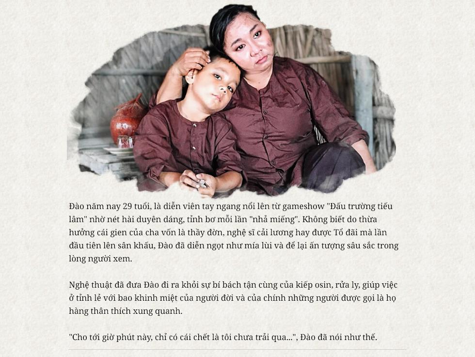 Diễn viên Kim Đào: Mẹ bị hành hạ, phải sinh con ở chuồng heo vì bà nội bảo không hợp tuổi-2