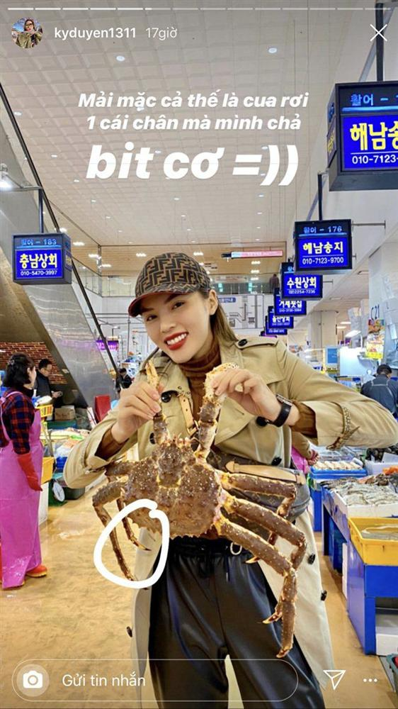 Hoa hậu Kỳ Duyên, Ngọc Trinh đều thích thú với món ăn mà ai nghe tên cũng cười khúc khích-12