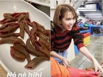 Hoa hậu Kỳ Duyên, Ngọc Trinh đều thích thú với món ăn mà ai nghe tên cũng cười khúc khích