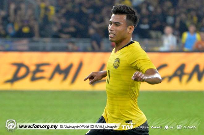 Malaysia vượt Thái Lan tại bảng G sau trận thắng Indonesia-1