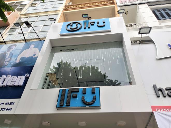 IFU đóng loạt cửa hàng giữa tâm bão âm thầm tráo nhãn mác quần áo-5