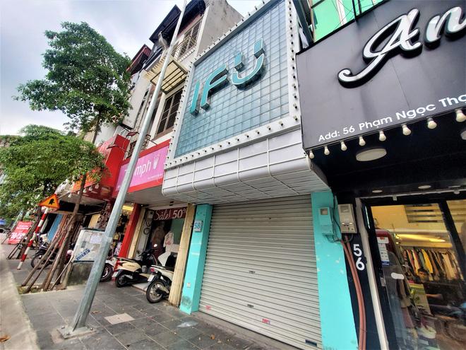 IFU đóng loạt cửa hàng giữa tâm bão âm thầm tráo nhãn mác quần áo-7