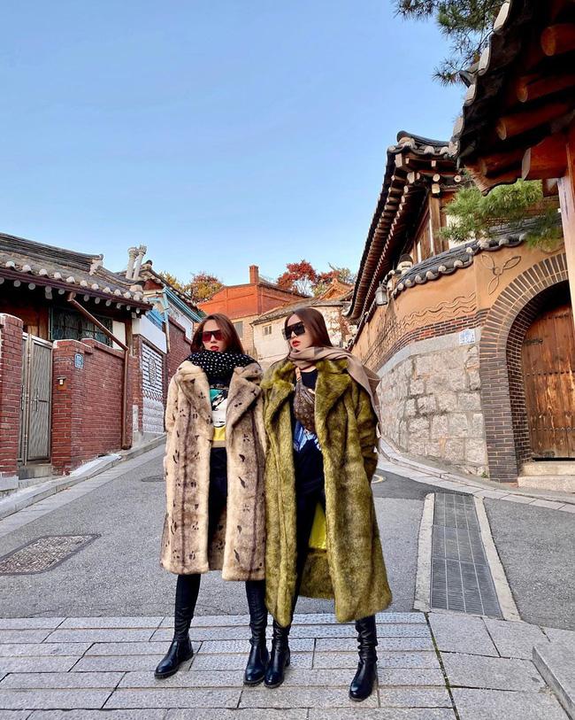 Street style sao Việt: Phạm Quỳnh Anh ăn vận như teen girl, HH Thu Thảo diện váy thùng thình cứ như đang bầu tập 2-5
