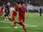 Việt Nam thuộc nhóm đội dẫn đầu ở Vòng loại World Cup 2022-3