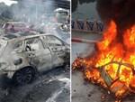 Gặp chiến sỹ CSGT cứu người mắc kẹt thoát khỏi đám cháy vụ xe ô tô Mercedes: Lúc ấy tôi chỉ nghĩ đến trách nhiệm chứ không nghĩ gì cả-5