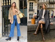 Rồi bạn cũng sẽ diện đồ mùa Đông đẹp không góc chết như phụ nữ Pháp, nếu sắm 5 items 'đinh' sau đây