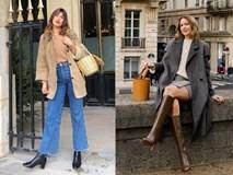 Rồi bạn cũng sẽ diện đồ mùa Đông đẹp không góc chết như phụ nữ Pháp, nếu sắm 5 items