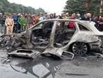 Nữ sinh 18 tuổi sợ hãi kể lại giây phút thoát chết trong vụ xe ô tô Mercedes gây tai nạn liên hoàn rồi bốc cháy-5