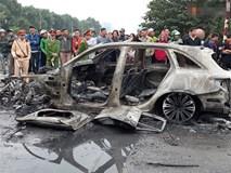 Vẫn chưa xác định được danh tính cô gái bị ô tô Mercedes cán tử vong ở đường Lê Văn Lương