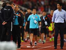 HLV trưởng đội tuyển Thái Lan lên tiếng về vụ trợ lý có hành vi miệt thị HLV Park Hang-seo: