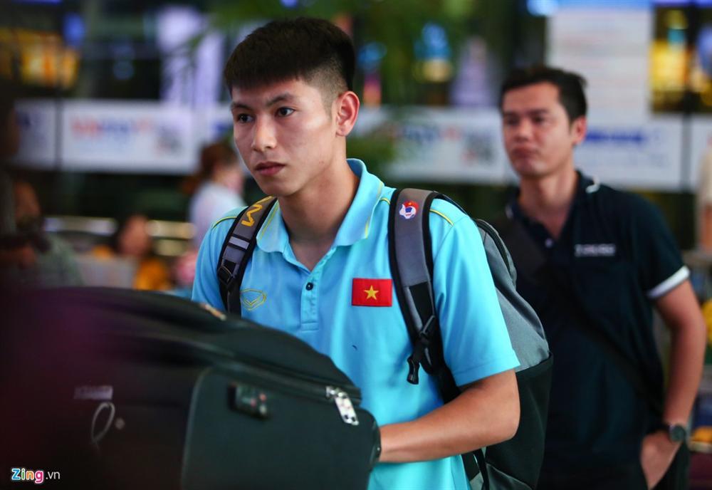 Thầy trò HLV Park đến TP.HCM hội quân cùng U22 Việt Nam-6