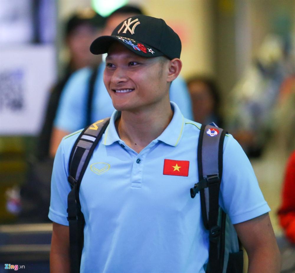Thầy trò HLV Park đến TP.HCM hội quân cùng U22 Việt Nam-7