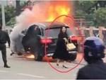 Vụ xe Mercedes gây tai nạn liên hoàn ở đường Lê Văn Lương: Nữ tài xế có thể đối diện với mức án 5 năm tù-4