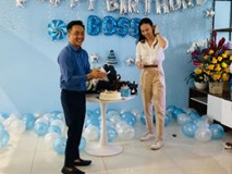 Giữa tin đồn mang thai, Đàm Thu Trang tự mình khoe ảnh vóc dáng gây bất ngờ