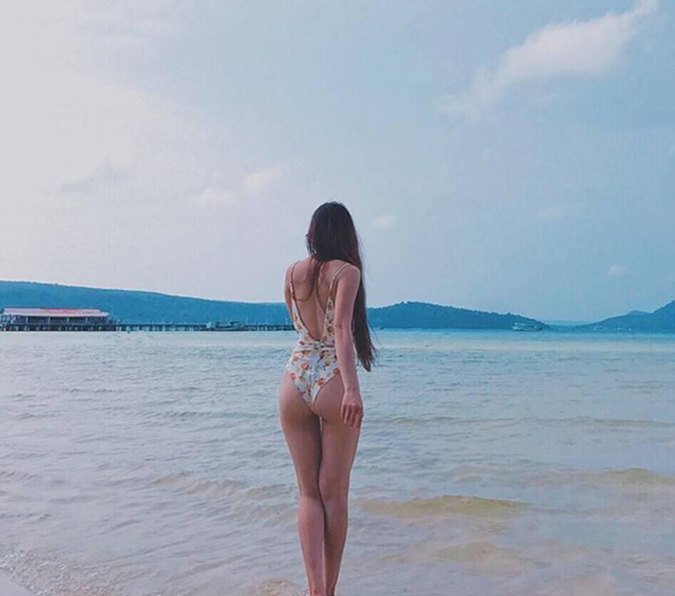 Bạn gái Lâm Tây nóng bỏng, gợi cảm trong mọi khoảnh khắc-20