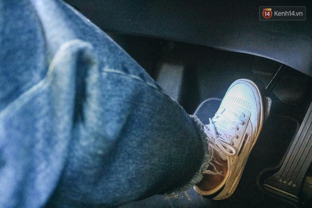 Từ vụ nữ tài xế Mercedes gây tai nạn kinh hoàng khiến 1 người chết: Chị em phụ nữ nói về gót giày tử thần khi lái xe-4