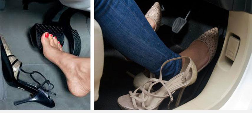 Từ vụ nữ tài xế Mercedes gây tai nạn kinh hoàng khiến 1 người chết: Chị em phụ nữ nói về gót giày tử thần khi lái xe-3