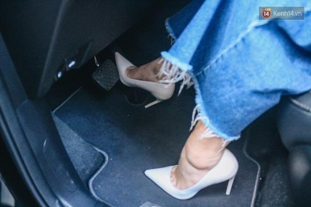 Từ vụ nữ tài xế Mercedes gây tai nạn kinh hoàng khiến 1 người chết: Chị em phụ nữ nói về gót giày tử thần khi lái xe-6