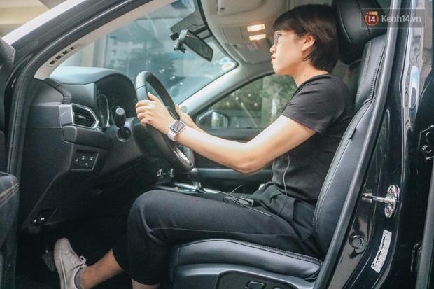 Từ vụ nữ tài xế Mercedes gây tai nạn kinh hoàng khiến 1 người chết: Chị em phụ nữ nói về gót giày tử thần khi lái xe-7