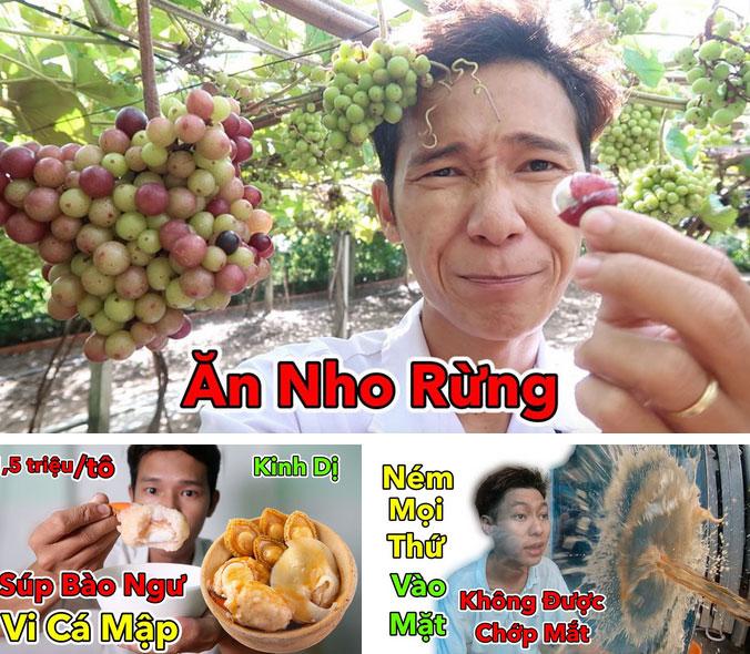 """Lâm Vlog – YouTuber vượt mặt những cái tên đình đám như Bà Tân Vlog, Quỳnh Trần JP được đánh giá chất lượng nhất Việt Nam"""" là ai?-4"""
