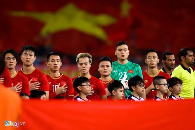 Việt Nam cần bao nhiêu điểm để đi tiếp tại Vòng loại World Cup-1