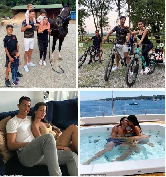 Sau 3 năm hẹn hò rồi sinh con, Ronaldo và bạn gái nóng bỏng cuối cùng đã tổ chức đám cưới bí mật?-2