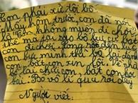 """Tình cờ nhặt được chiếc máy bay giấy, bà mẹ cười bò trước tâm thư u uất, """"đẫm nước mắt"""" giấu bên trong của bé gái"""
