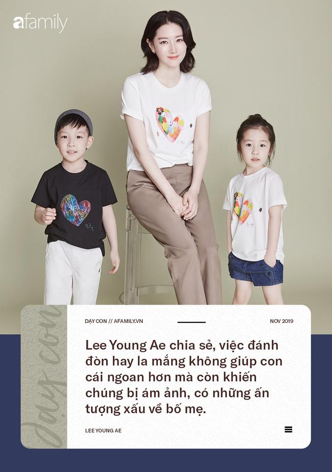 Lý do sao nữ Dae Jang Geum được cả châu Á mến mộ: Đã đẹp người còn dạy con cực giỏi!-1