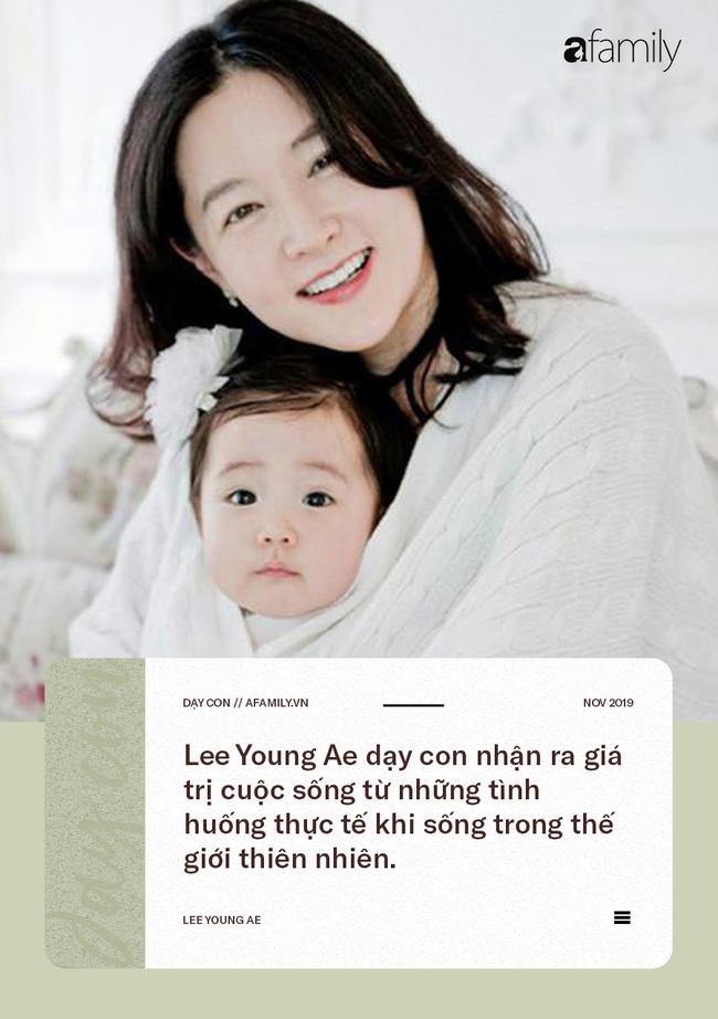 Lý do sao nữ Dae Jang Geum được cả châu Á mến mộ: Đã đẹp người còn dạy con cực giỏi!-2