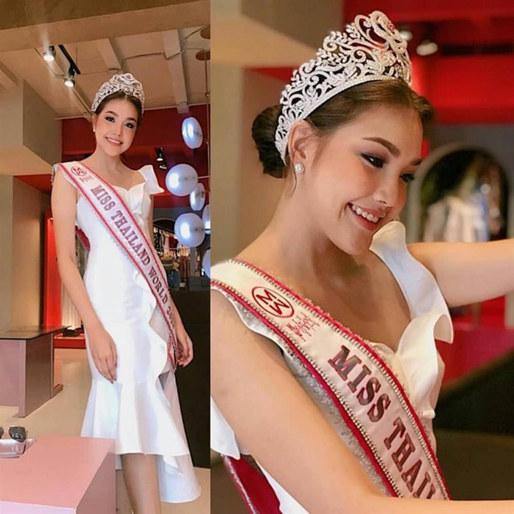 Dàn đối thủ của Lương Thùy Linh ở Hoa hậu Thế giới 2019-5