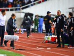 FIFA không kỷ luật trợ lý HLV Thái Lan khiêu khích ông Park-2
