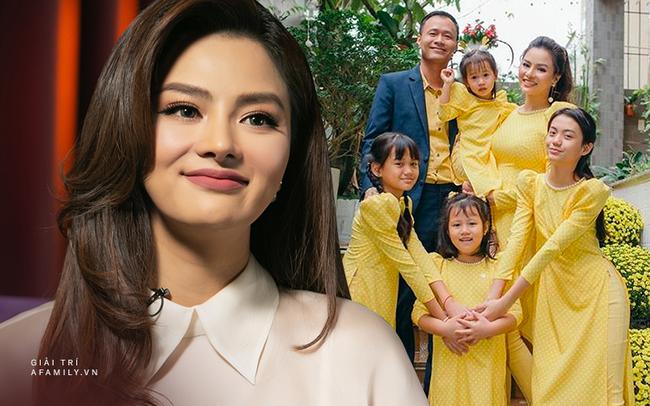 Vũ Thu Phương: Lấy chồng đại gia Campuchia, nuôi 2 con riêng, có mâu thuẫn là mời mẹ chồng - em chồng ra nói chuyện-1