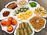 Mâm cơm gái Nghệ An nấu cho 5 người chưa tới 100k vẫn đề huề khiến chồng khen nở mũi-18