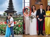 Cuộc sống như mơ của cô gái gốc Việt sau khi làm dâu hoàng gia Monaco và hé lộ những hình ảnh về mẹ đẻ người Việt