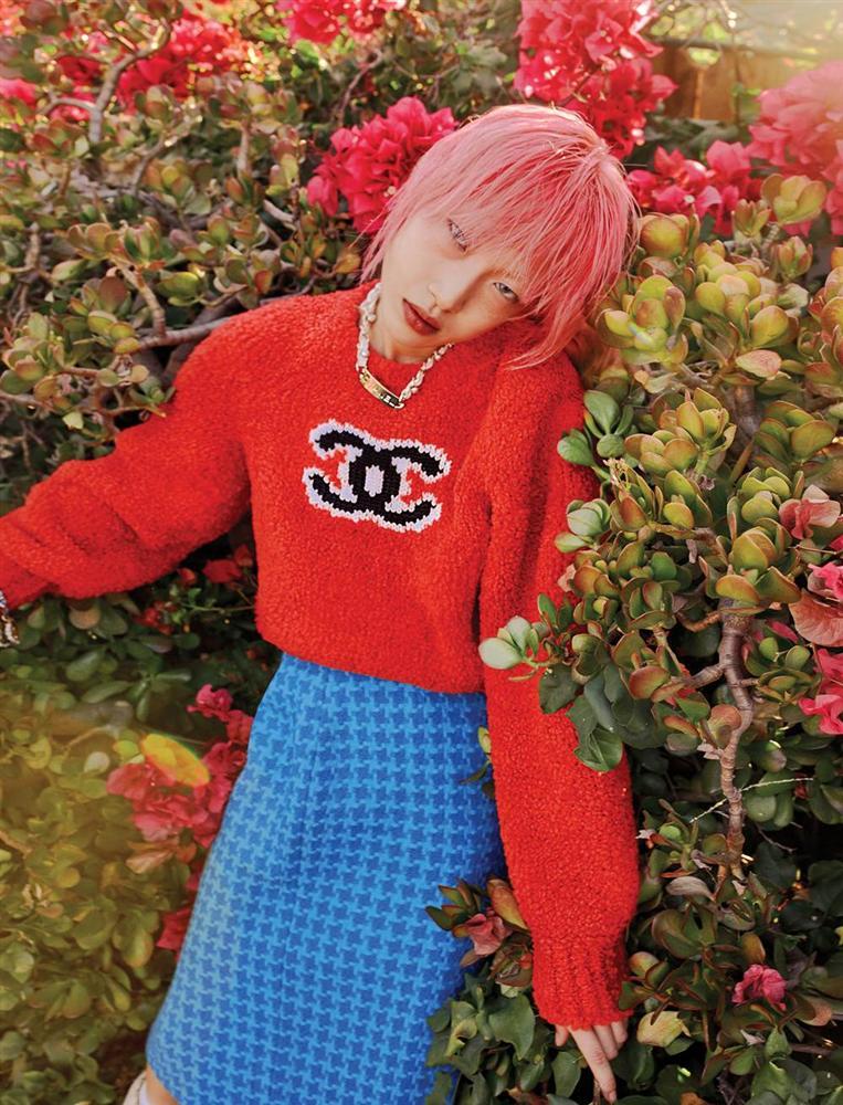 Chi Pu lên đồ kiểu sợ người ta không biết mình mặc hàng hiệu, đụng độ thánh dìm Phượng Chanel-10
