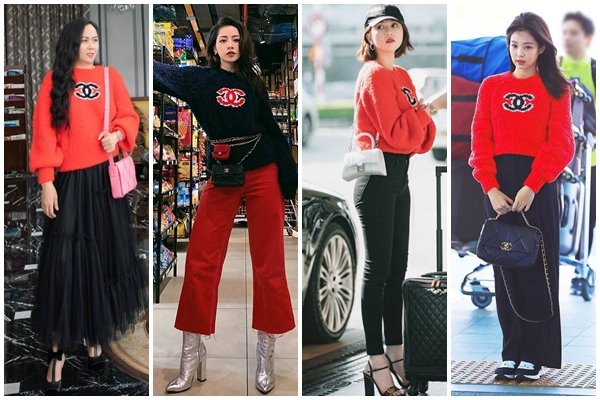 Chi Pu lên đồ kiểu sợ người ta không biết mình mặc hàng hiệu, đụng độ thánh dìm Phượng Chanel-11