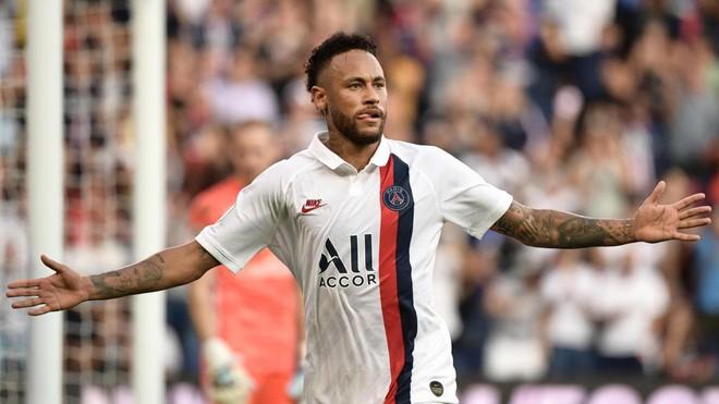 Neymar lại gây chuyện ở PSG-1