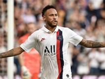 Neymar lại gây chuyện ở PSG