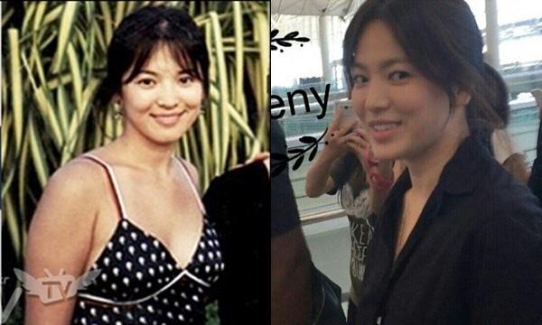 Từng có quá khứ béo ú, đen nhẻm nhưng Song Hye Kyo đã lột xác thành nữ thần làng giải trí nhờ những tuyệt chiêu gì?-1