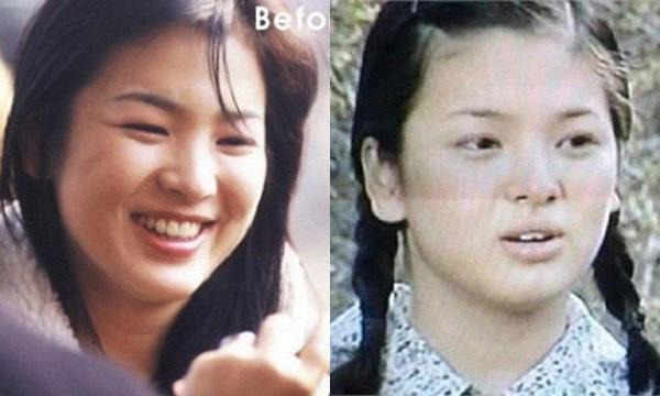 Từng có quá khứ béo ú, đen nhẻm nhưng Song Hye Kyo đã lột xác thành nữ thần làng giải trí nhờ những tuyệt chiêu gì?-2