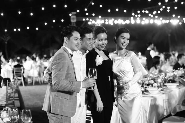 Những thước hình chưa từng hé lộ trong lễ cưới Đông Nhi - Ông Cao Thắng: Noo Phước Thịnh khóc như mưa, Hari Won bị dìm hàng-20