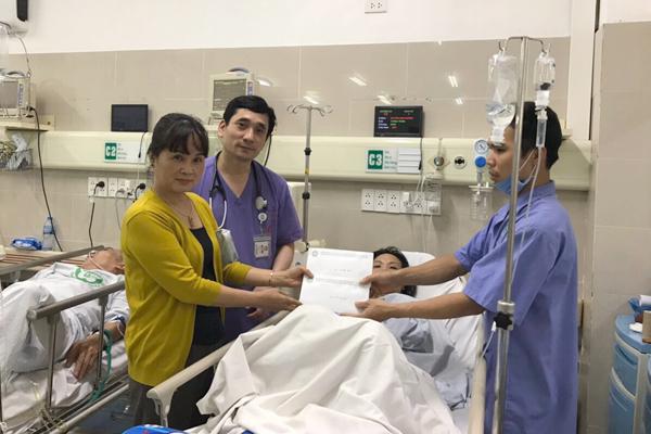 Chủ quan với cơn đau đầu, cô gái trẻ rơi vào hôn mê vì đột quỵ-1