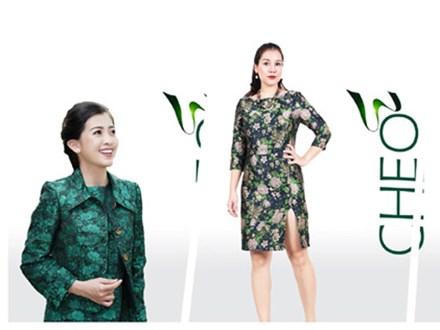 Loạt mẫu mới tuyệt đẹp của CHEO Fashion