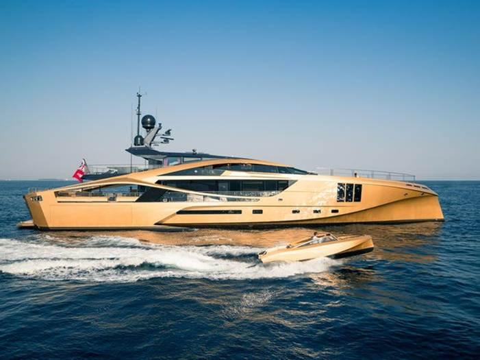 Bên trong du thuyền sang trọng 31 triệu USD được mạ vàng-8